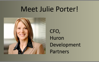 Meet Julie Porter