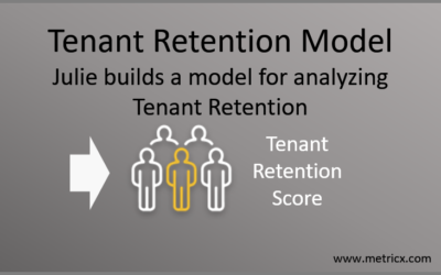Tenant Retention Model
